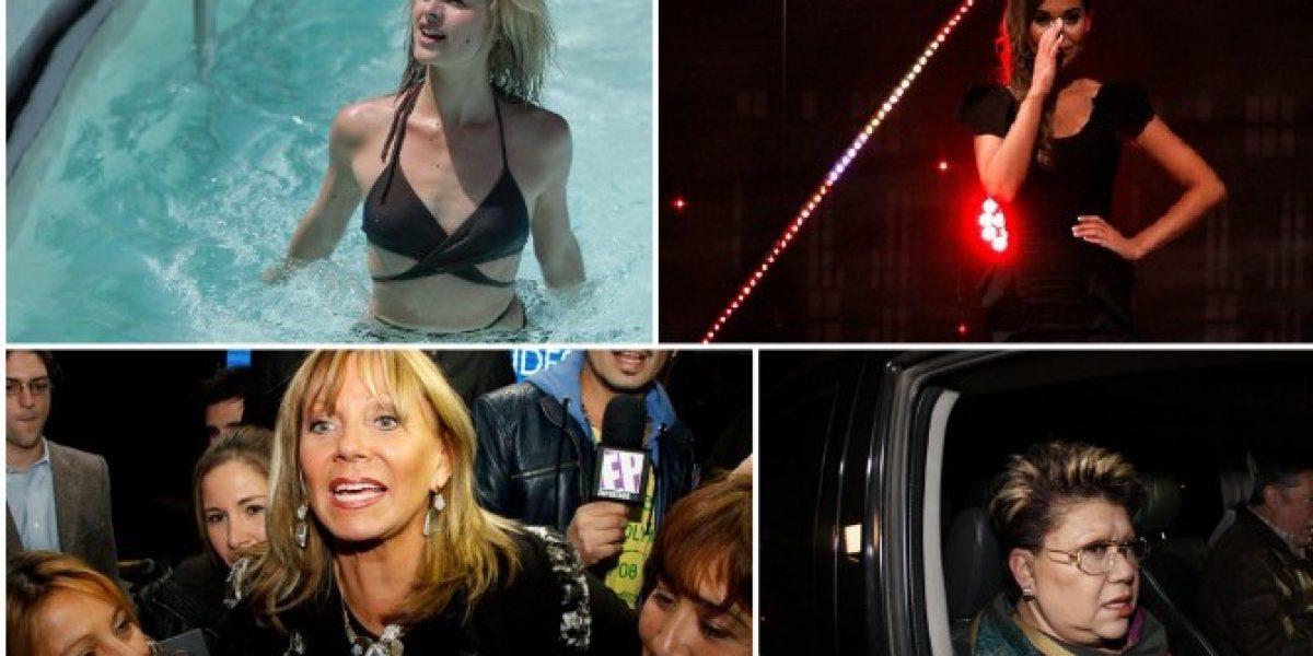 Encuesta: ¿Qué polémica famosa no debería seguir en la TV el 2013?