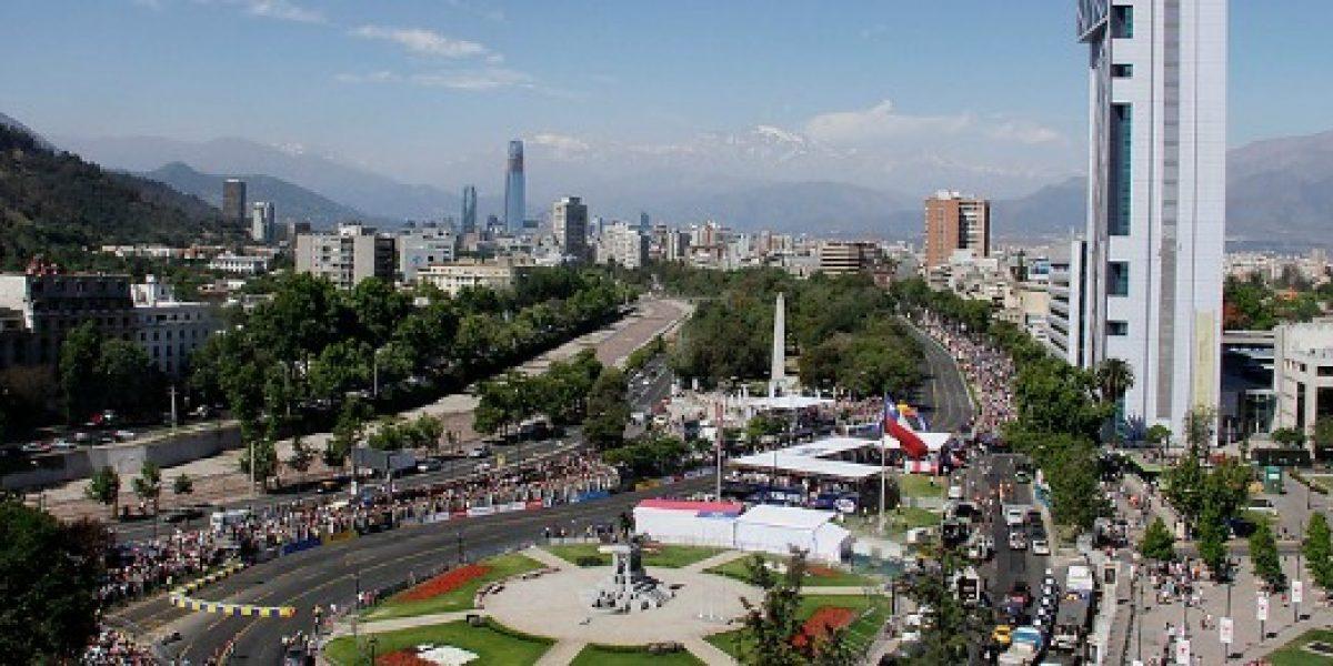 Santiago es una de las ciudades más buscadas en Internet por los europeos