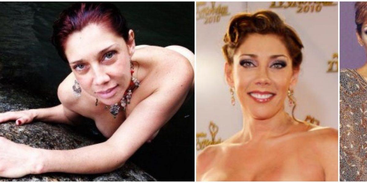 Famosa actriz mexicana se desnuda en Twitter