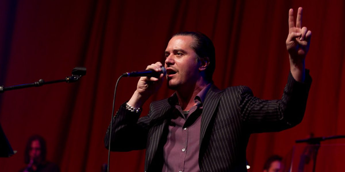 Mike Patton y John Zorn presentarán en Chile su banda Moonchild