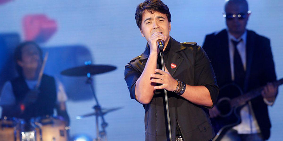 Fotos: Luis Fonsi da el vamos a la Teletón 2012