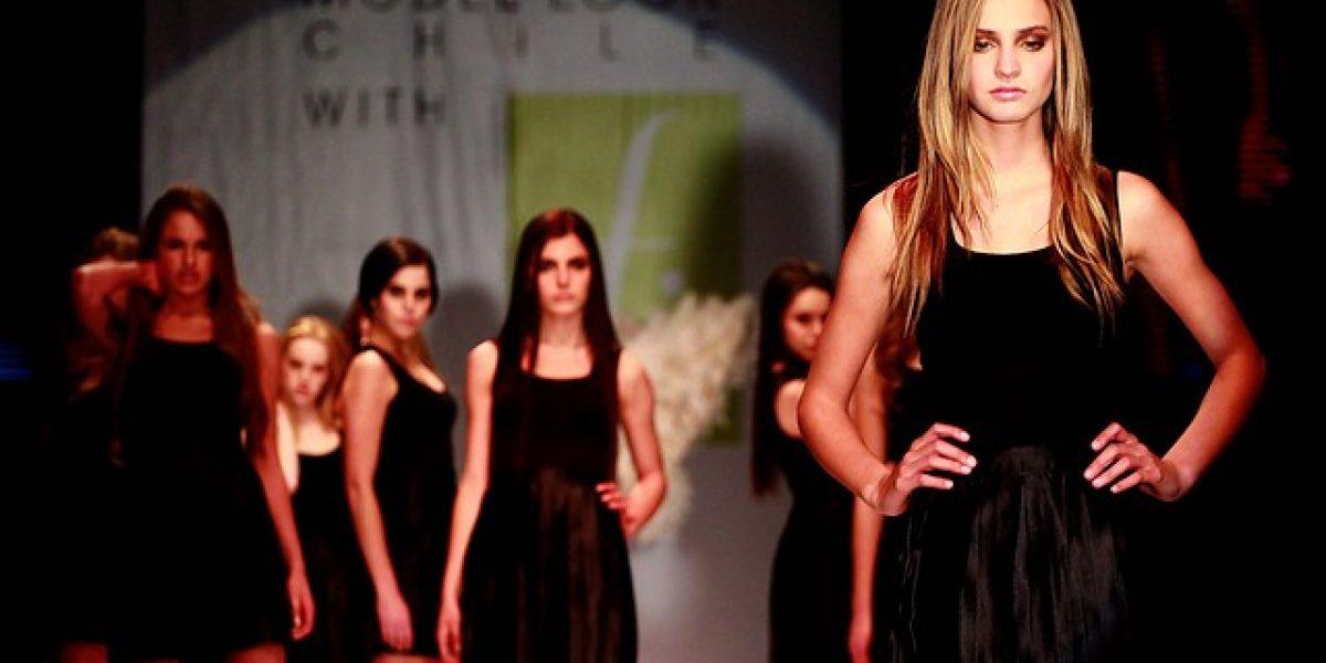 Modelo chilena de 14 años es segunda en el Elite en China