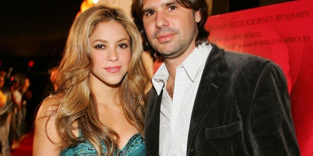 Ex novio de Shakira le reclama U$100 millones por
