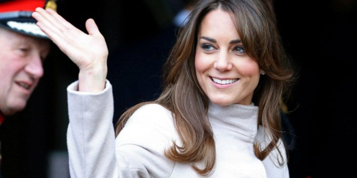 Rumor de gemelos disparan apuestas por embarazo de Kate Middleton
