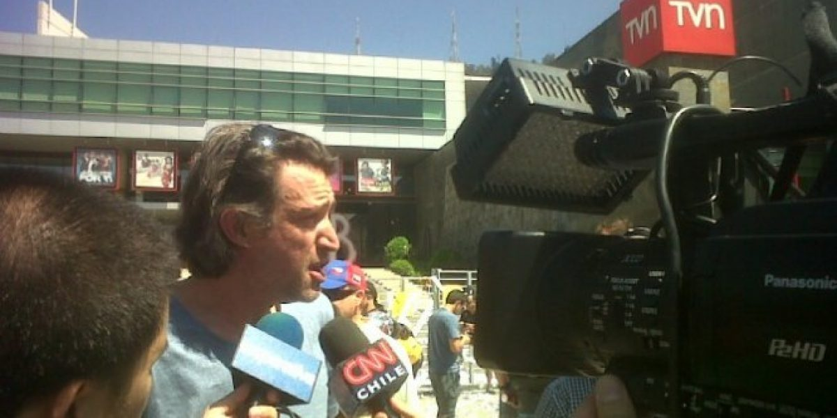 Estos son los rostros de TVN que están en huelga