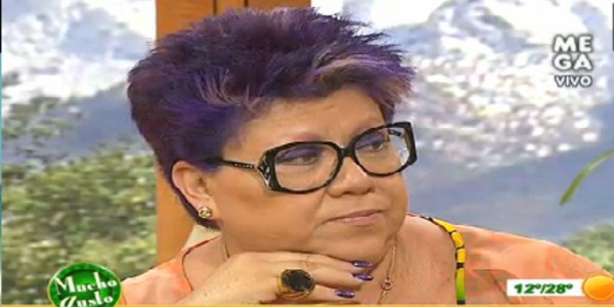 Paty Maldonado feliz con sección de sexualidad del