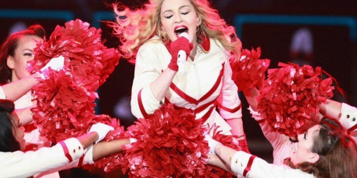Con 700 cambios de vestuario llegará Madonna al país