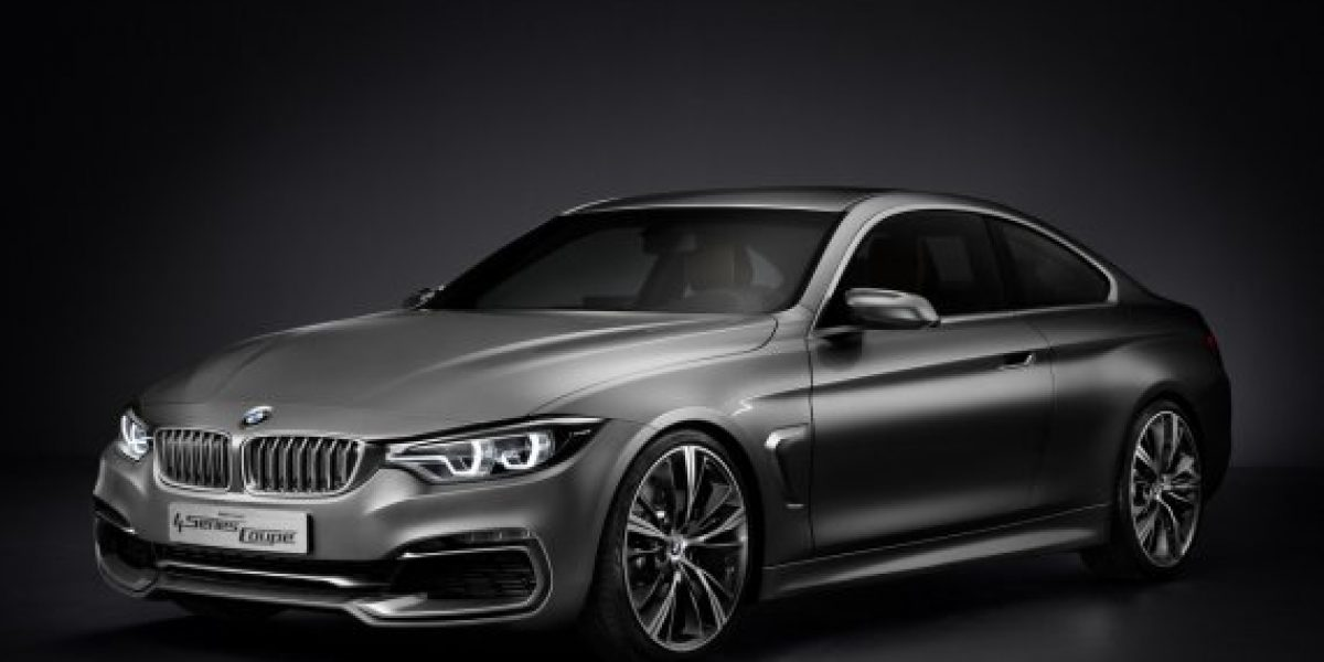FOTOS:Este sería el nuevo BMW Serie 4 Concept