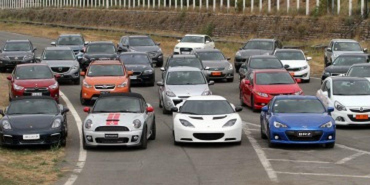 AUTO DEL AÑO: Los gurús de las ruedas están eligiendo a los mejores de 2012