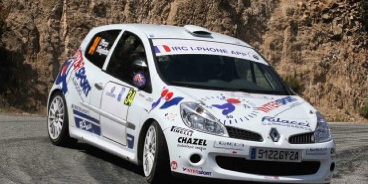MOTORSHOW: Renault mostrará este auto para estrenar la nueva categoría R3 del RallyMobil