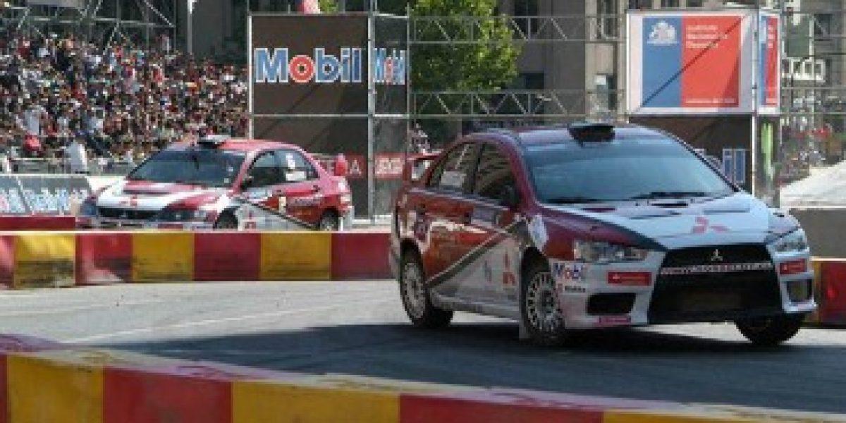 CONCURSO FLASH: Vive el Motorshow del RallyMobil desde la posición VIP