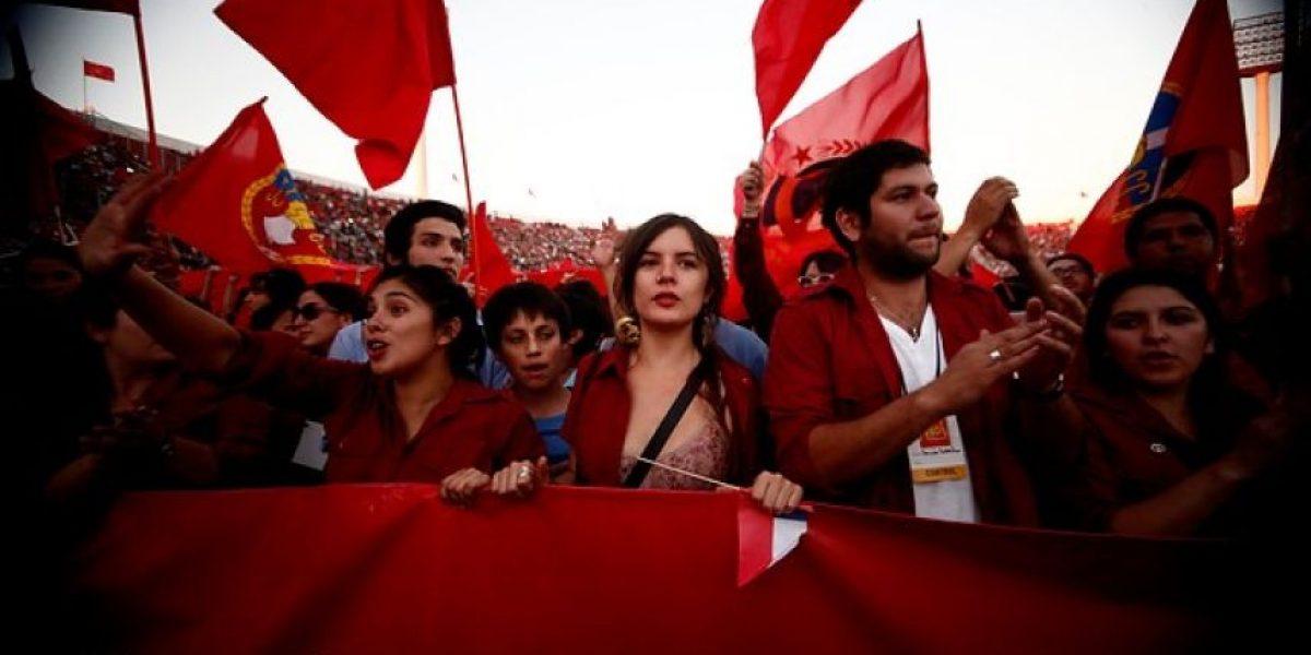 FOTOS: Silvio Rodríguez, Manuel García, Camila Vallejo y más en los 100 años del PC