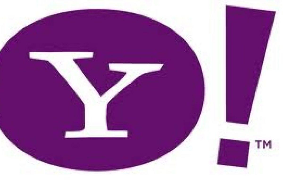 8. Yahoo!. Imagen Por: