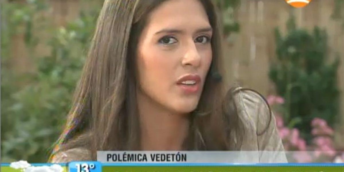 Sandra Bustamante acusa a