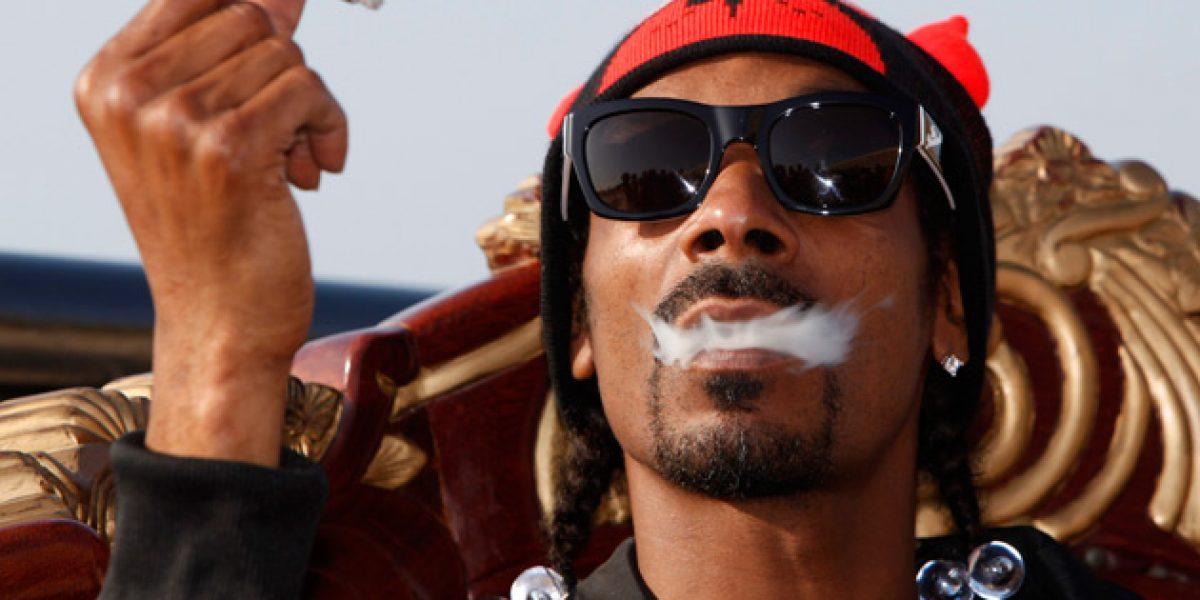 Snoop Dogg revela a sus fans cuánta marihuana fuma al día