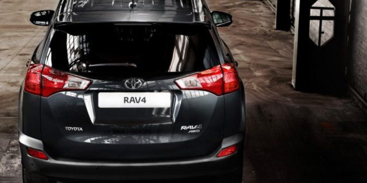 FOTOS: Este es el nuevo Toyota RAV4