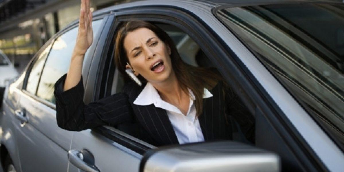 5 consejos para mantener la calma al manejar