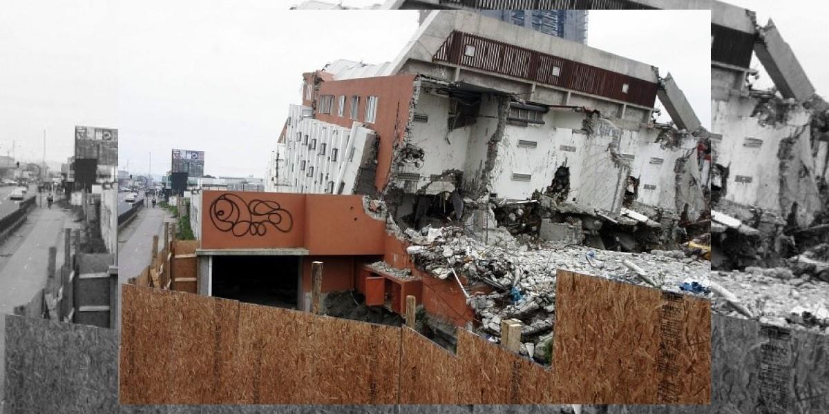 27/F: Condenan al único imputado por desplome del edificio Alto Río en Concepción