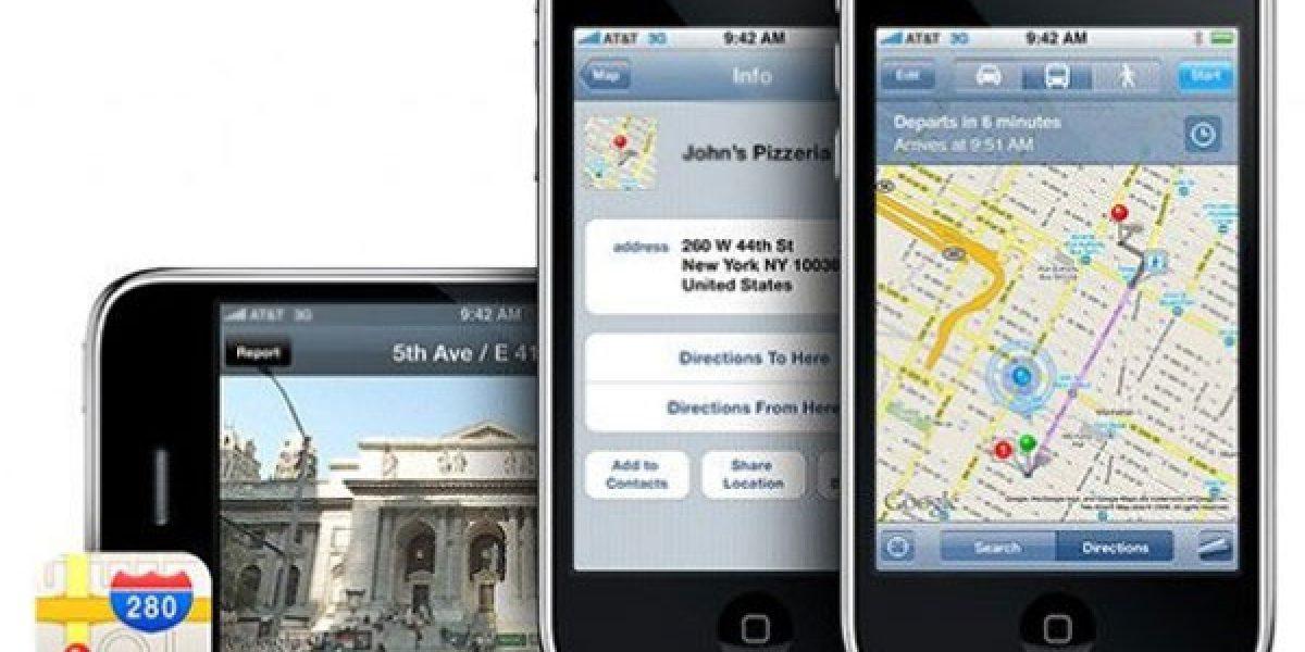 Australia advierte que mapas de Apple son peligrosos