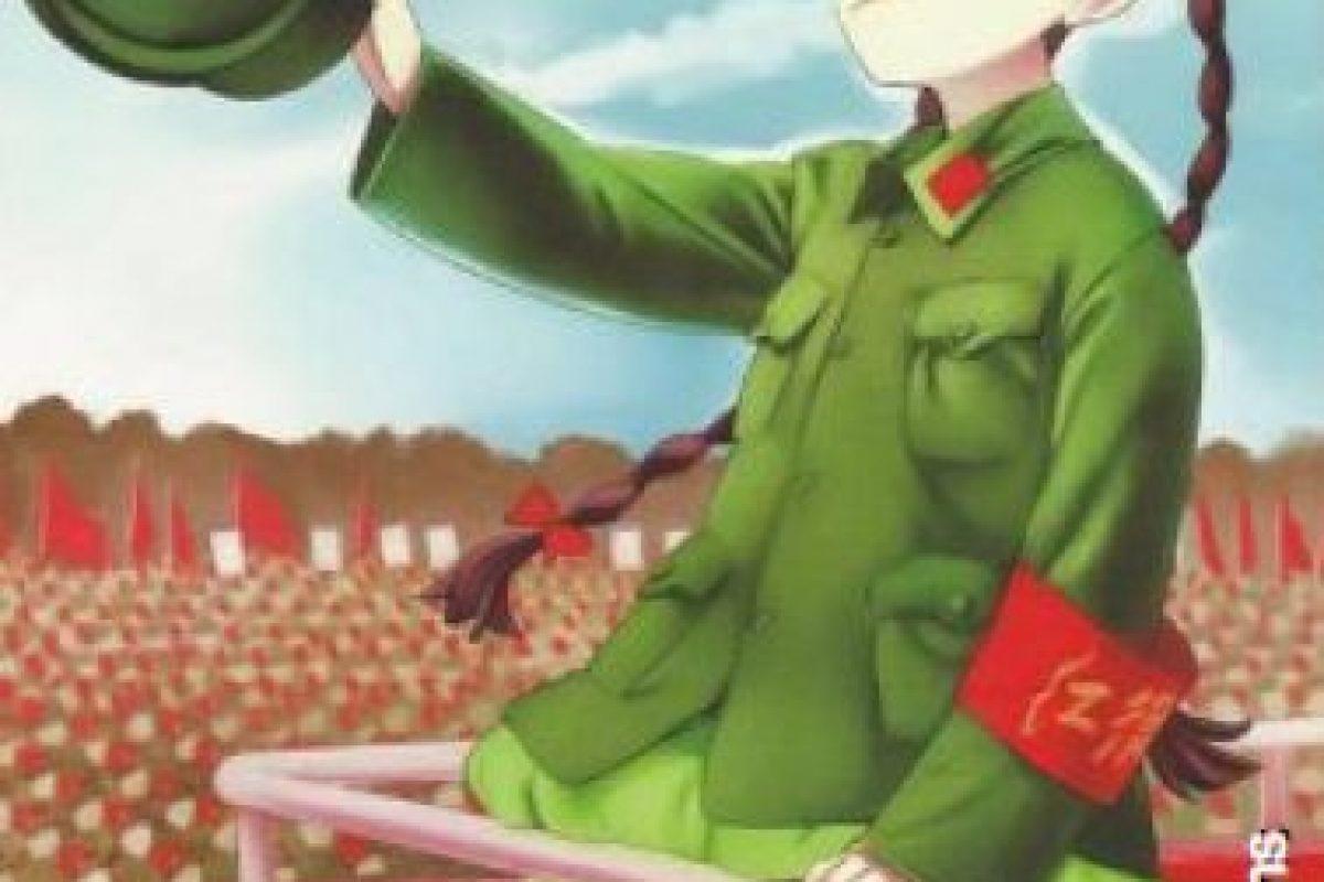 Mao Tse-Tung (China). Imagen Por: