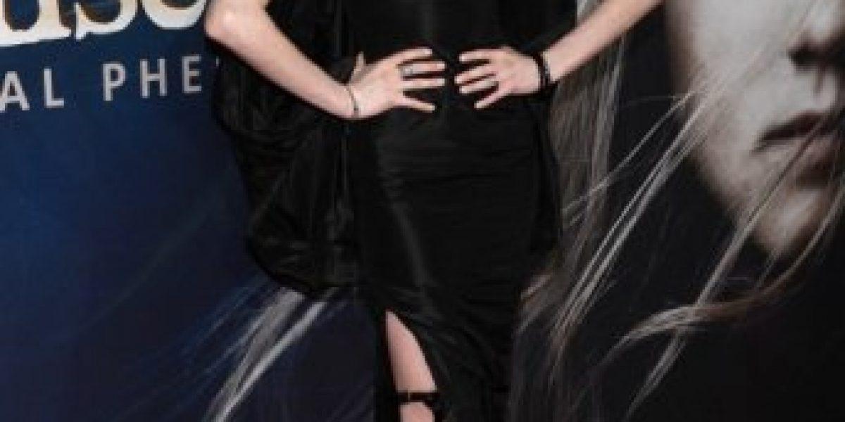 Anne Hathaway habló del incidente con su ropa interior en premiere de