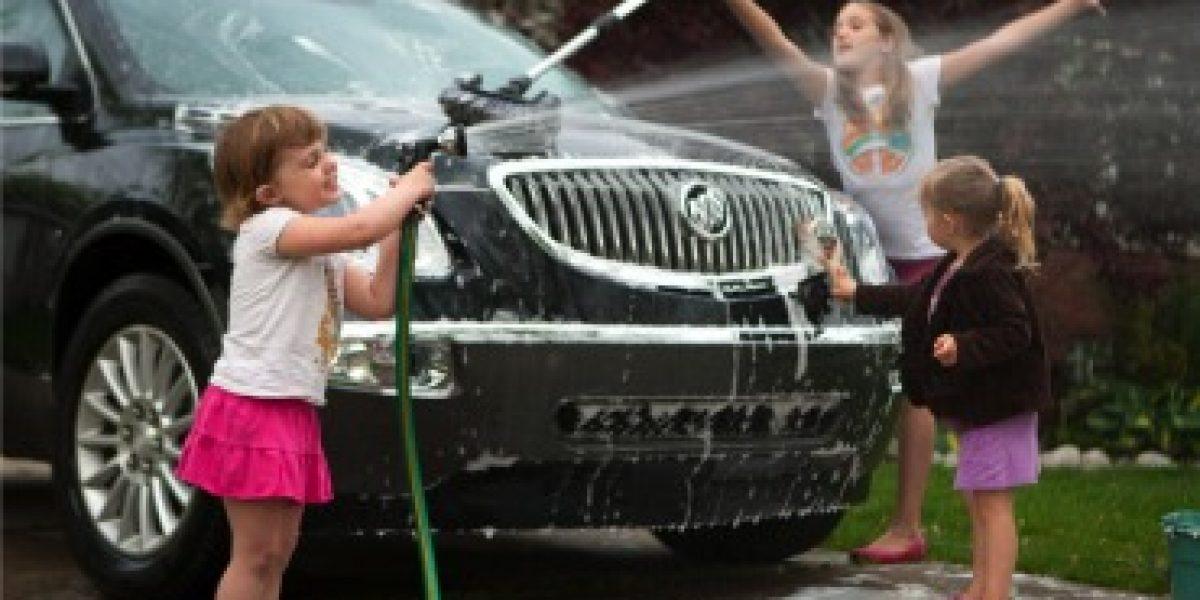 TIPS: Lava tu auto, ahorra y cuida al planeta