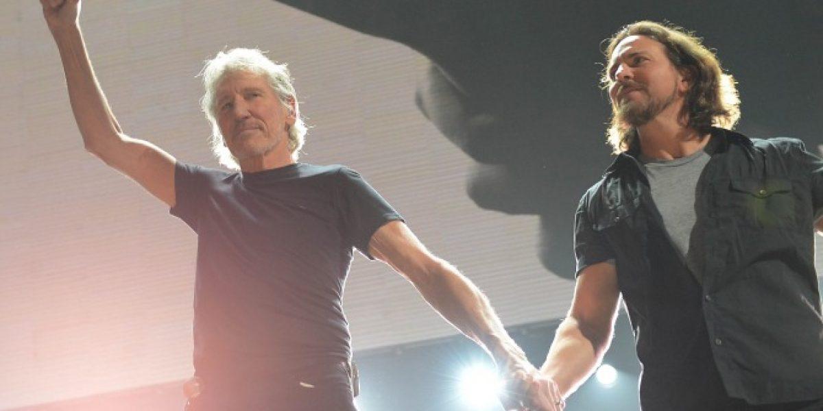 Los Stones, Springsteen y Nirvana brillan en concierto para víctimas de