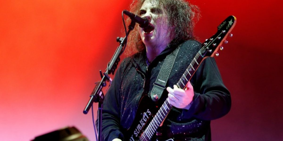 The Cure en Chile: Reservan el Nacional para el 12 de abril