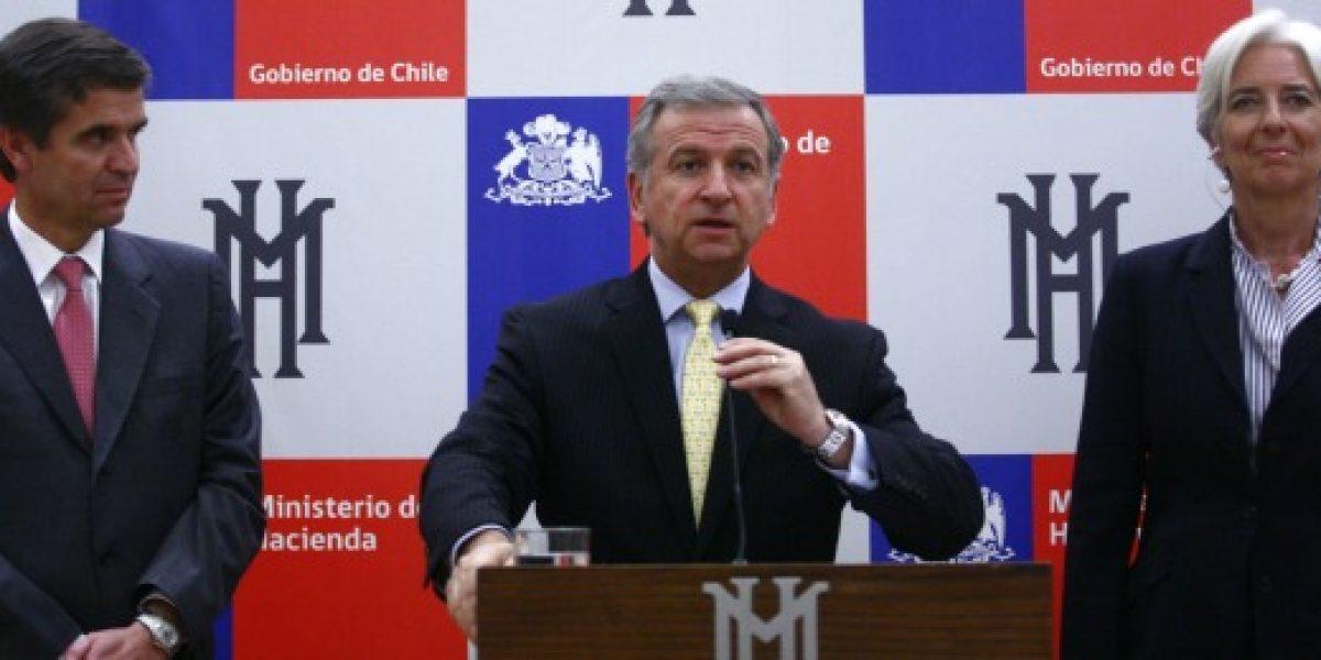 Felipe Larraín inaugura Primera Reunión de Ministros de Finanzas de la Celac