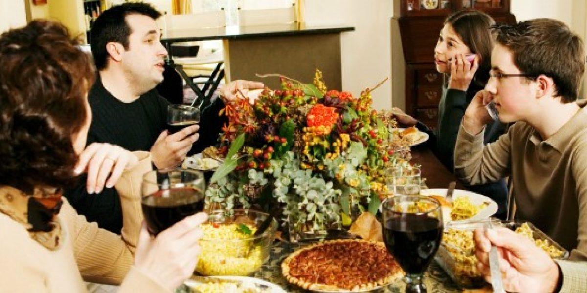 Tendencia: Chilenos están dejando atrás el tradicional pavo en cenas navideñas