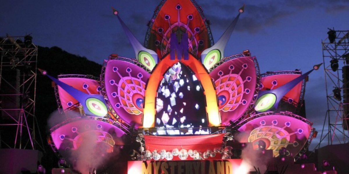 Mysteryland convoca a 25 mil personas en un fin de semana