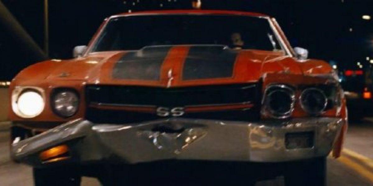 Tom Cruise tendrá un Chevelle SS 1970 en su nueva película