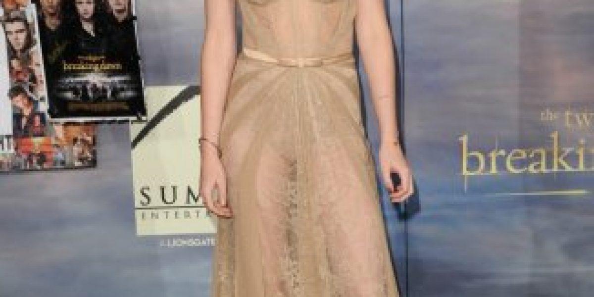 Kristen Stewart dona famoso vestido que usó para estreno de
