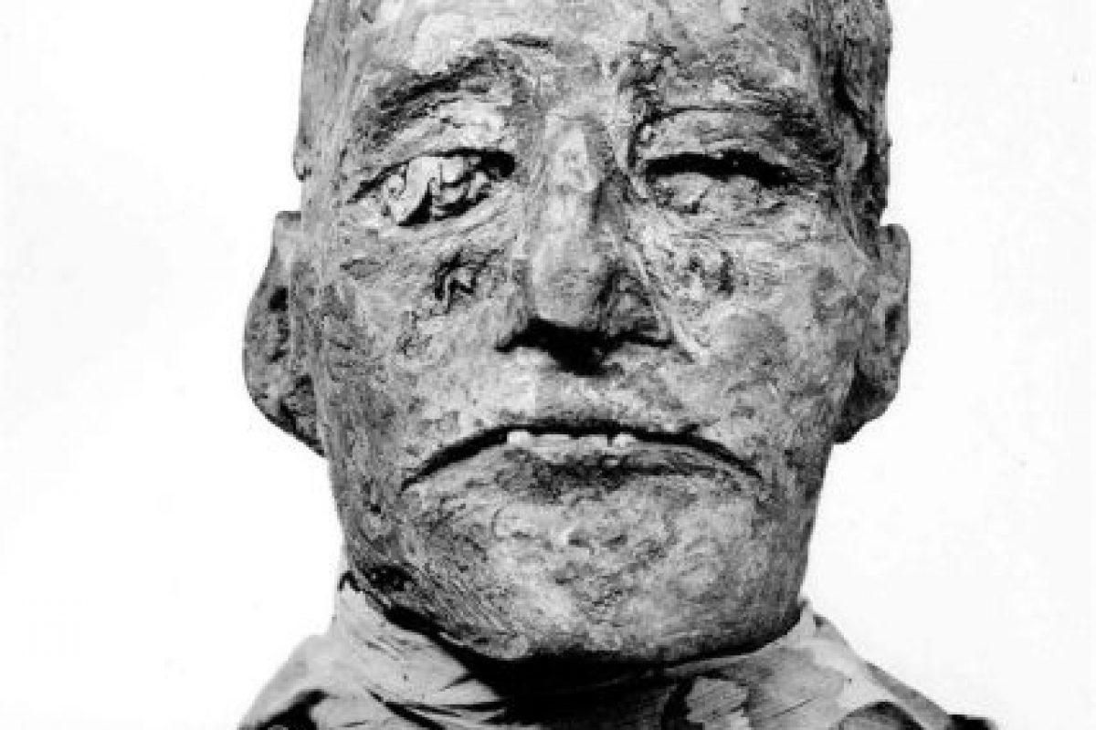 Momia del Faraón Ramsés III Foto:EFE. Imagen Por: