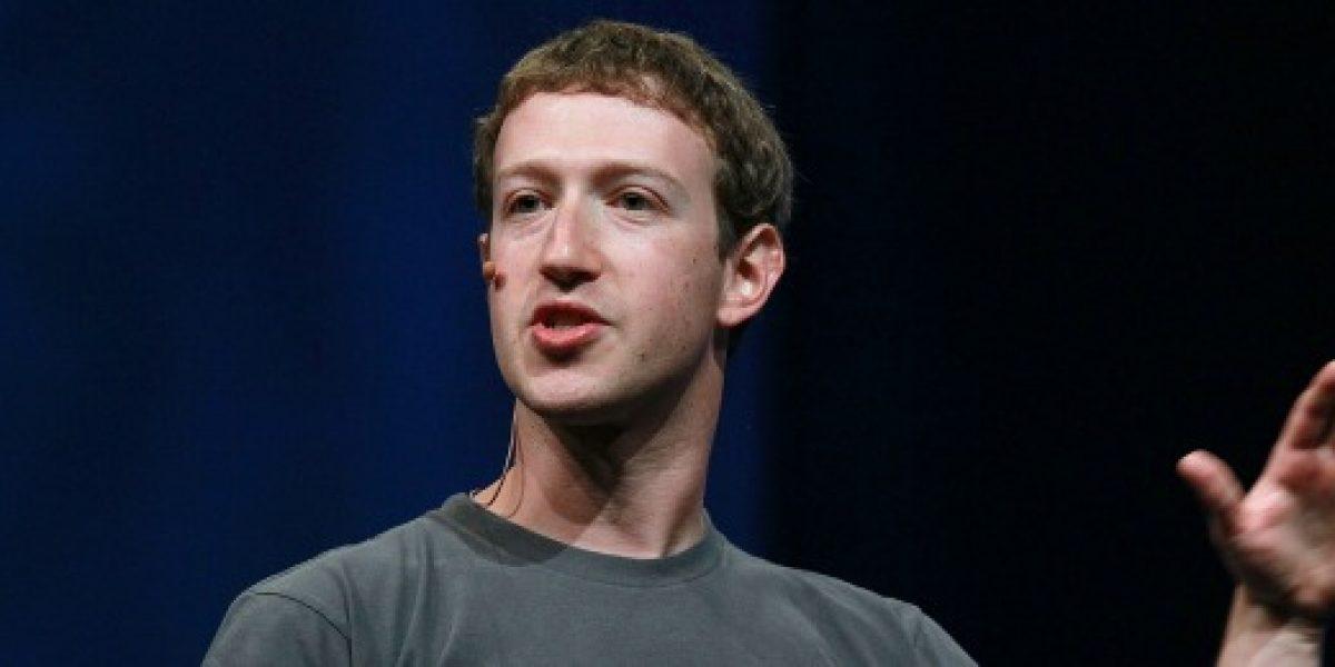 Zuckerberg dona 18 millones de acciones de Facebook a fundación