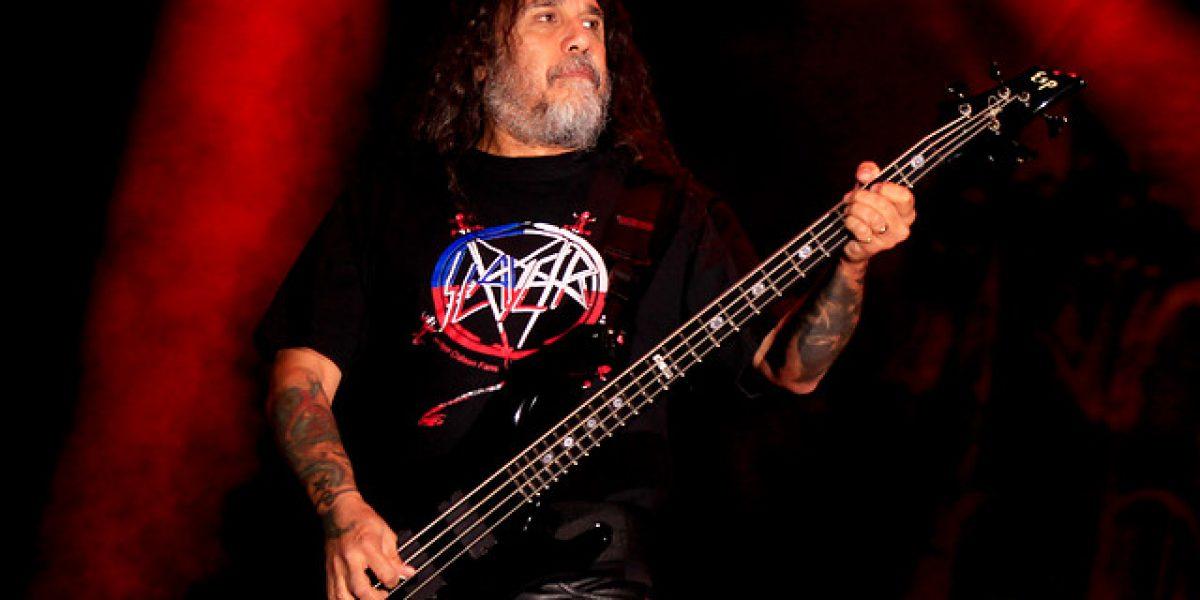 Slayer y Ghost confirmados para Rock in Río de 2013