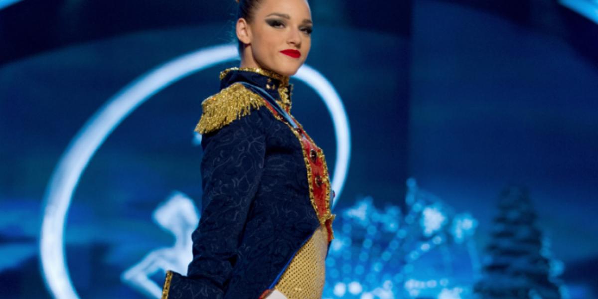 Miss Universo: Este fue el traje típico que lució la candidata chilena