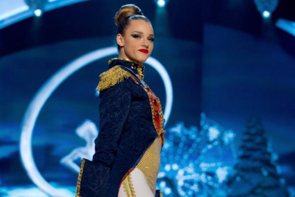 c5ab9fba5273 Miss Universo: Este fue el traje típico que lució la candidata ...