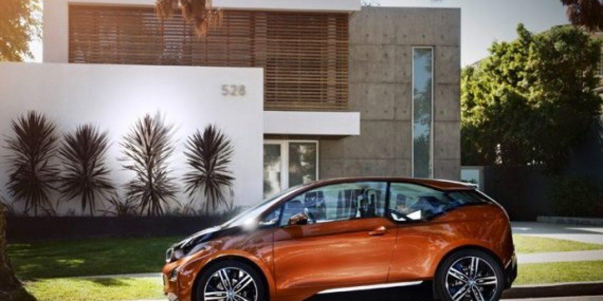 Los eléctricos de BMW que llegarán a Chile