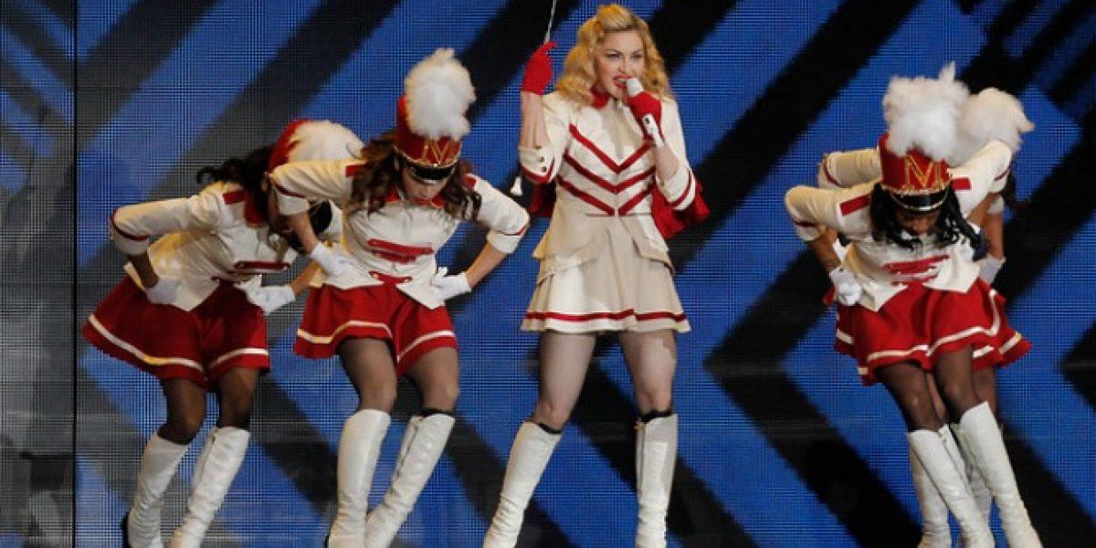 Madonna en Chile: Rabia y desilusión en el Nacional