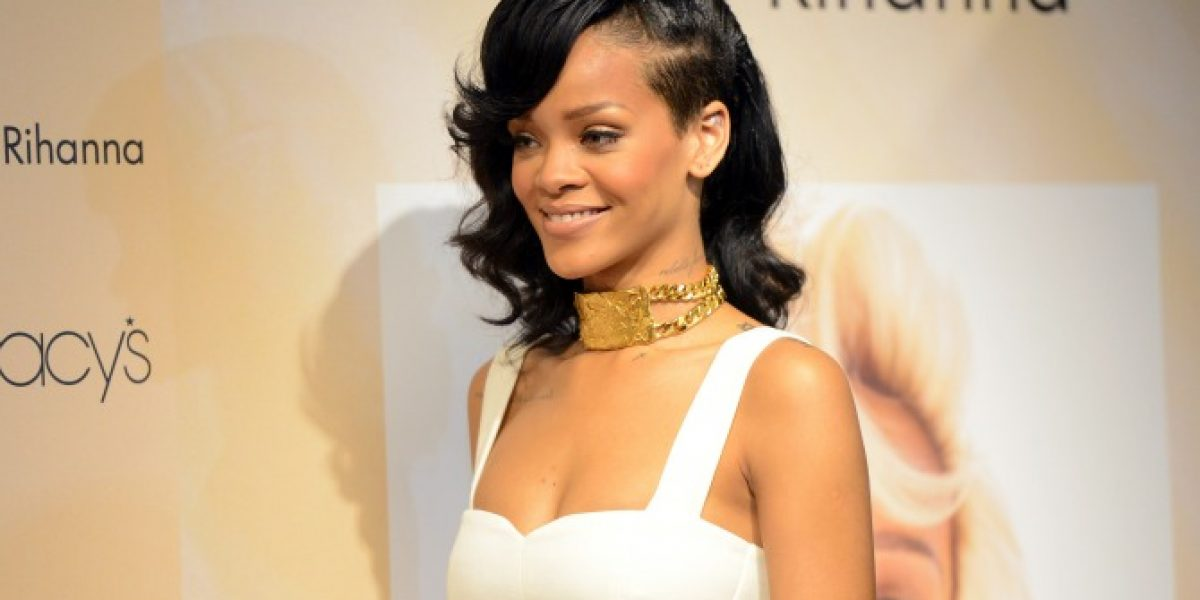 Rihanna muestra su nuevo