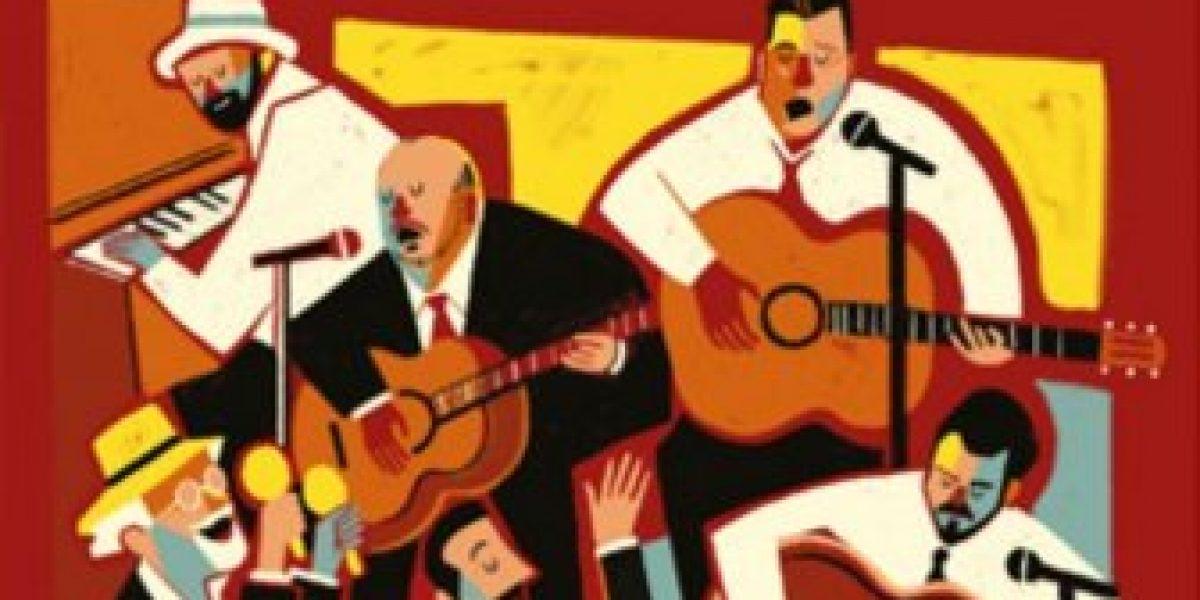 Inti Illimani Histórico y Patricio Manns despiden 2012 en el Nescafé de Las Artes