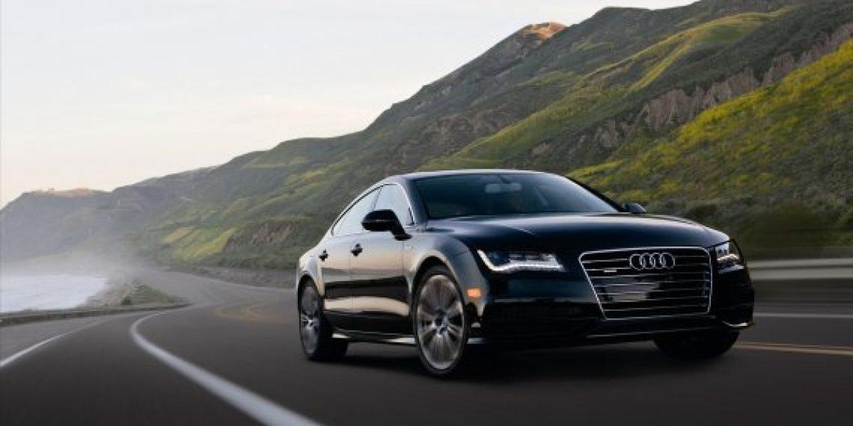 Los 5 autos más tecnológicos 2012