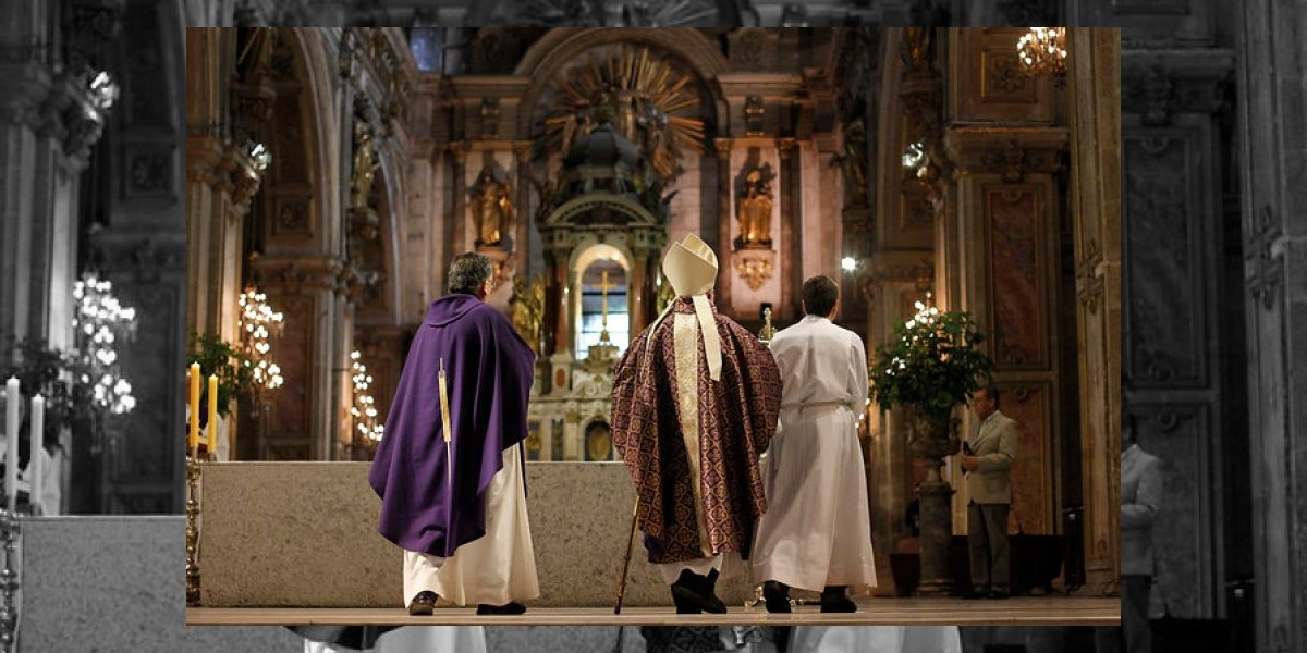 Obispo chileno ironiza: Los que creen en