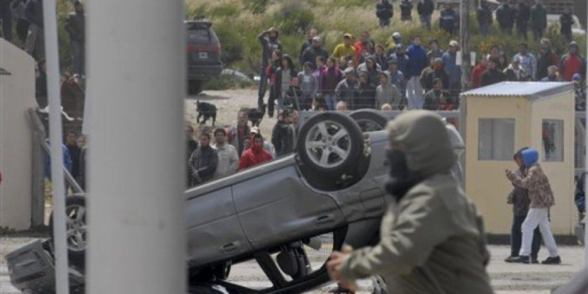 Argentina: Dos muertos dejan saqueos a supermercados en Rosario