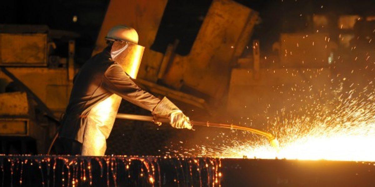 IPP de Industrias tuvo variación negativa de 2,7% en noviembre