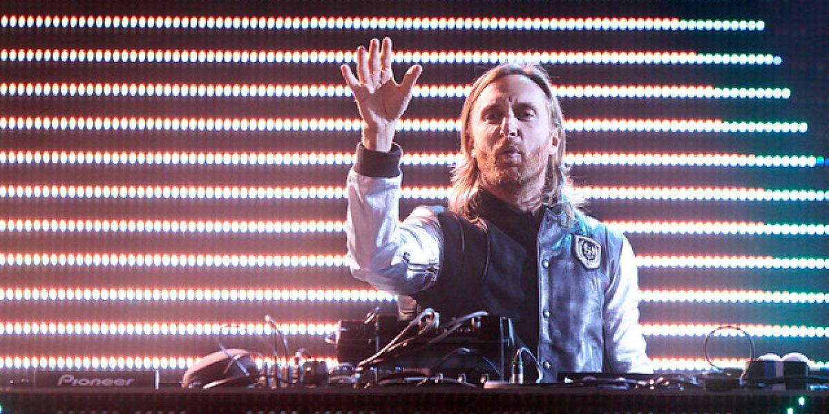 David Guetta el hombre de la fiesta: