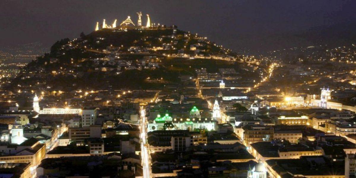 El pesebre más grande de Sudamérica ilumina las noches de Quito