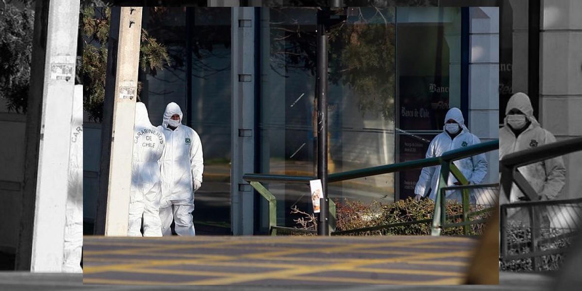 Artefacto explosivo estalla en frontis de oficina del SII