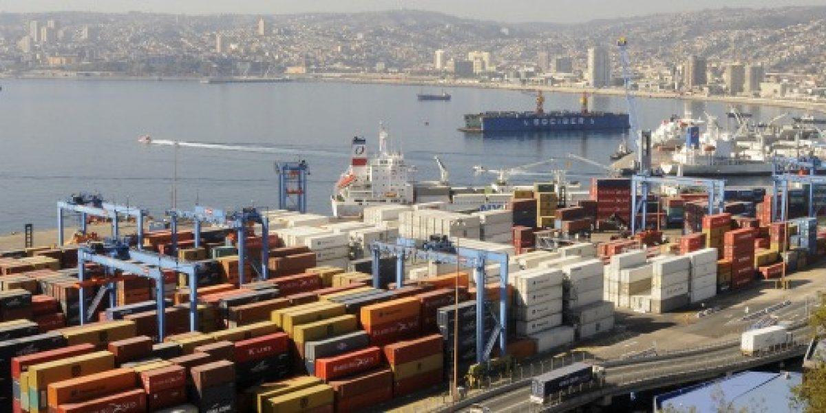 Balanza comercial acumula un superávit de US$ 2.762 millones entre enero y diciembre